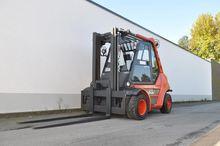 2002 Linde H80D Forklift