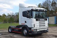 Scania 114 340 Manual pompe Tra