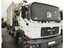 Used 2003 MAN 26.314