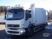 2011 Volvo FL240 Closed box