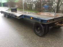 Used Low loader in E