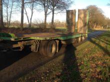 GS Meppel Low loader
