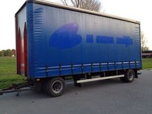 Used Curtainsider in