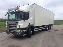 Used 2012 Scania P 2