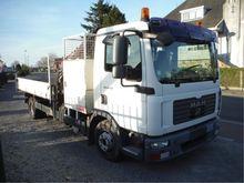 2008 MAN TGL 12210 Dumper truck