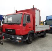 1998 MAN LE9.160 Lorry