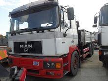 1998 MAN 26403 Dumper truck wit
