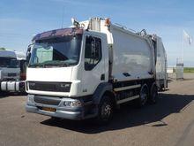 2005 DAF 55 CF Garbage truck