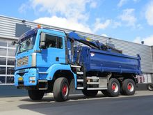 2006 MAN 26.440 Dumper truck wi
