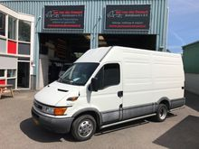 2003 Iveco Daily 35 C 10 dubbel