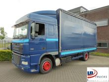 2005 DAF 95 XF 380 MANUAL GEAR