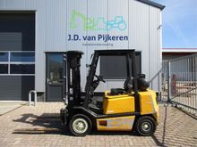 Yale TFG25 2.5t LPG freelift +