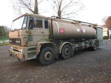 1984 DAF 2300 tankwagen Tank