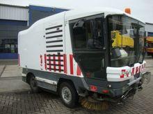 2009 Ravo 530 Sweeping Truck
