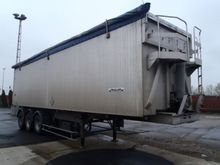1999 Trailor 63 m³ kipper Tippe