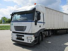 2007 Iveco AS 440 S 42 Hydrauli
