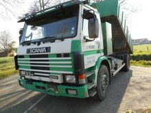 Used 1993 Scania 93M