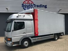 2003 Mercedes Benz ATEGO 818 Cl