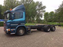 2014 Scania P410 LB6x2MNB Chass