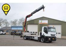 2010 Iveco AD190S31/P Lorry wit