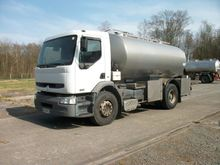 2006 Renault TANK IN RVS 11000