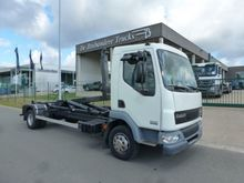 2007 DAF 45.180 Container trans