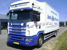 Used 1999 Scania LB4