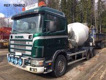 1999 Scania 124.40 - SOON EXPEC