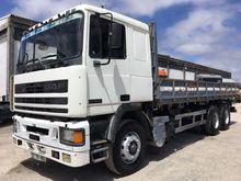 1990 DAF 95-380 ATI Tipper