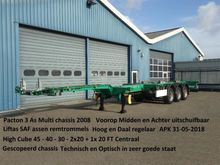 Used 2008 Pacton 3 A