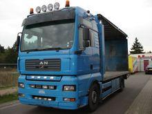 2005 MAN tga xxl 430 Stake body