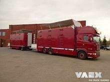 2014 Scania R520 + Jumbo 4 Deks