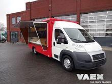 2015 Fiat Ducato food truck OMV