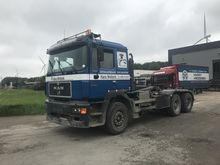 1996 MAN 33.403 Container trans