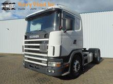 2001 Scania R 114 380 Tractor u