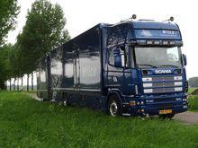 2002 Scania R 164 LB 4X2 NA 480