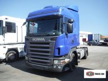 2007 Scania R420 Terminal tract