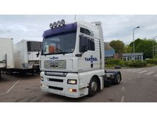 2002 MAN H12 Volume transport