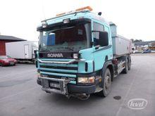 2003 Scania P114GBNA380 Tipper