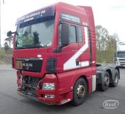 2008 MAN TGX 26.440 BLS (Rep. o