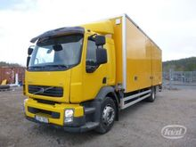 2011 Volvo FL290 Closed box