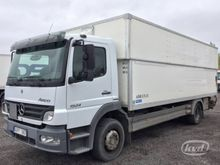 2007 Mercedes Benz 1524 L Close