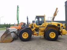 2011 Volvo L180G Wheel loader