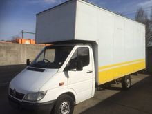 2004 Mercedes Benz Sprinter 313
