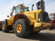 2008 Volvo L180F Wheel loader