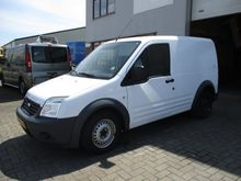 2013 Ford Transit Connect 1.8D