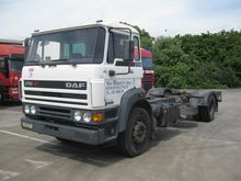 1991 DAF 2700ATI Chassis cabin
