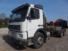 2001 Volvo FM12 420 6X2 Contain