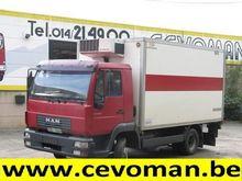 2001 MAN LE 8.140 Frigo/Isolate