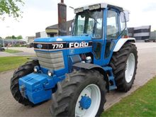 1987 Ford 7710 II Tractor